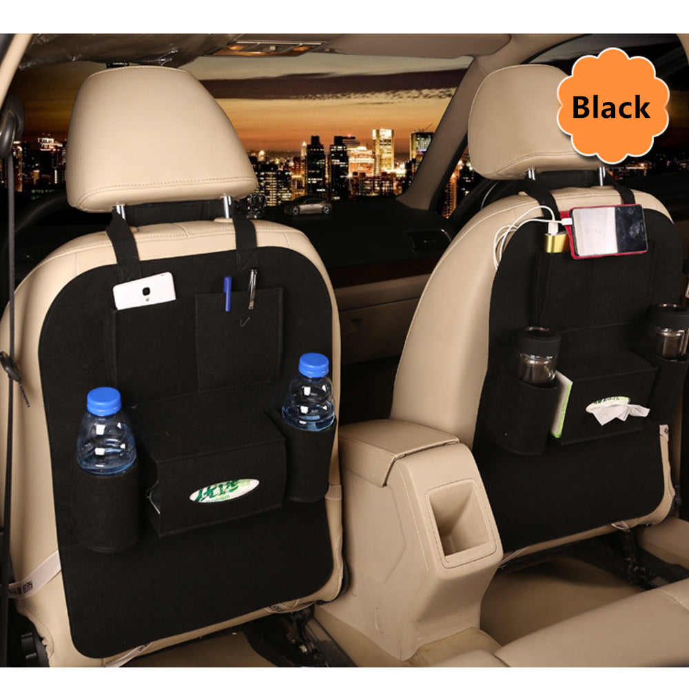 Mutifuctional 1PC Car Seat Back Protector dust-proof Children Kick Mat Protect from Mud Dirt waterproof car seat cover car style
