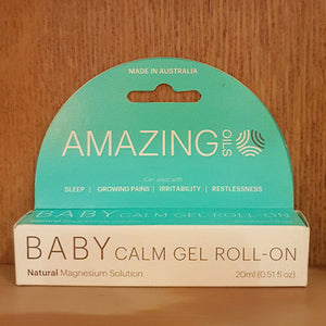 Amazing Oils Baby Calm Gel Roll-On