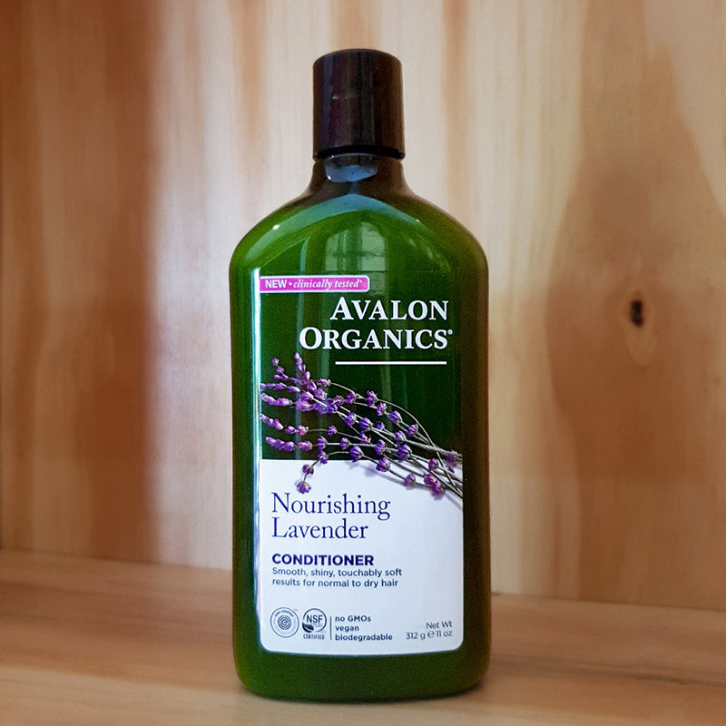 Avalon Organics Lavender Conditioner 325ml