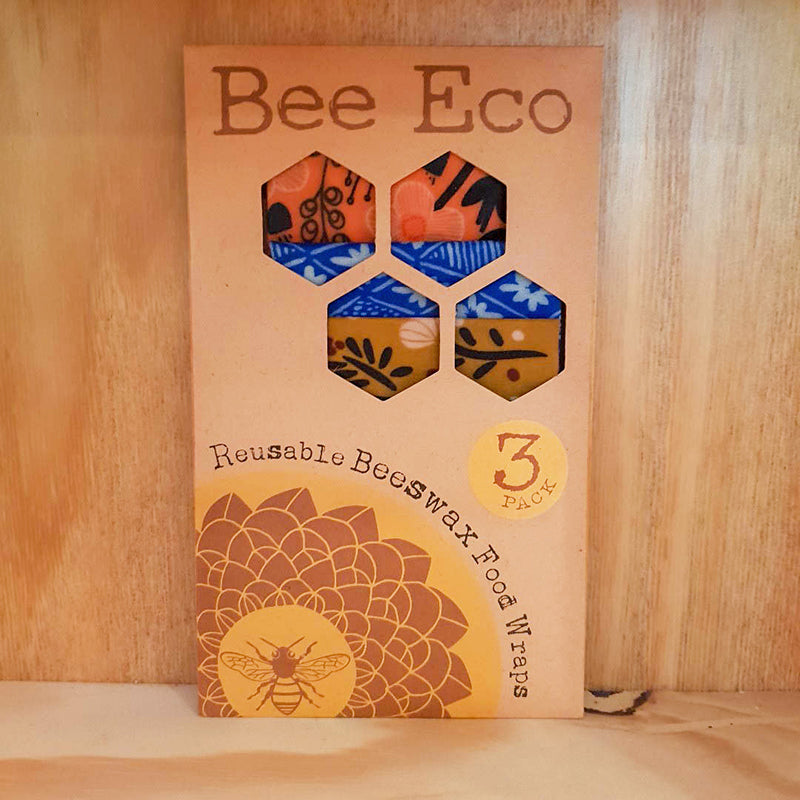 Bee Eco Food Wraps 3 Pack