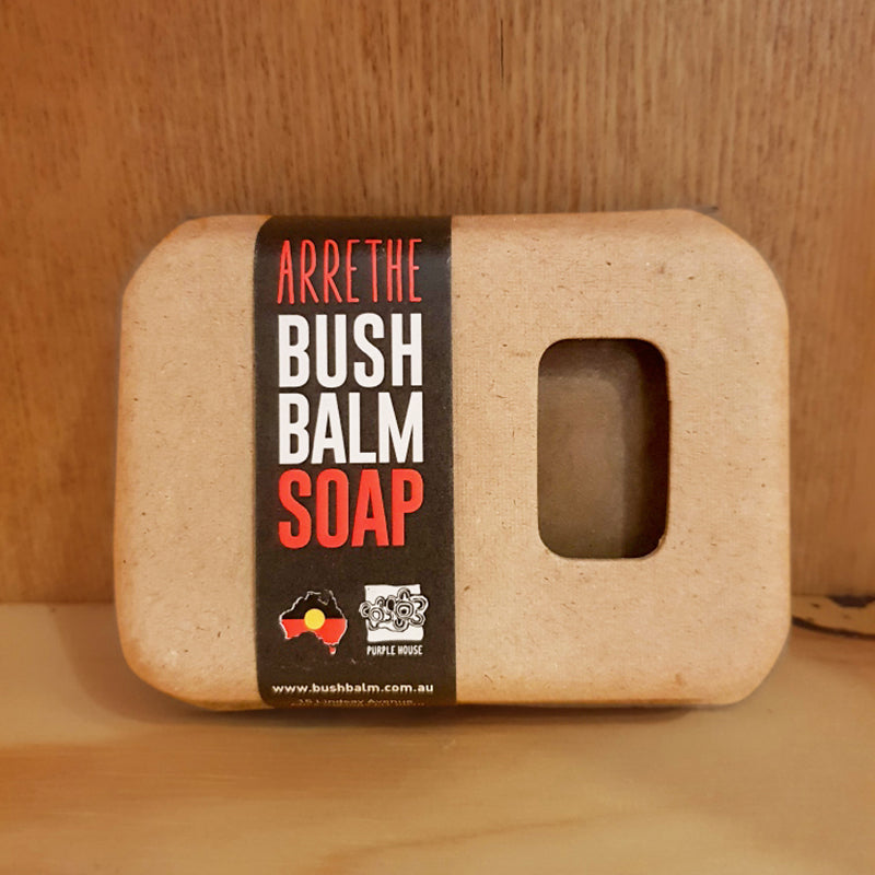 Arrethe Bush Balm Soap 120g