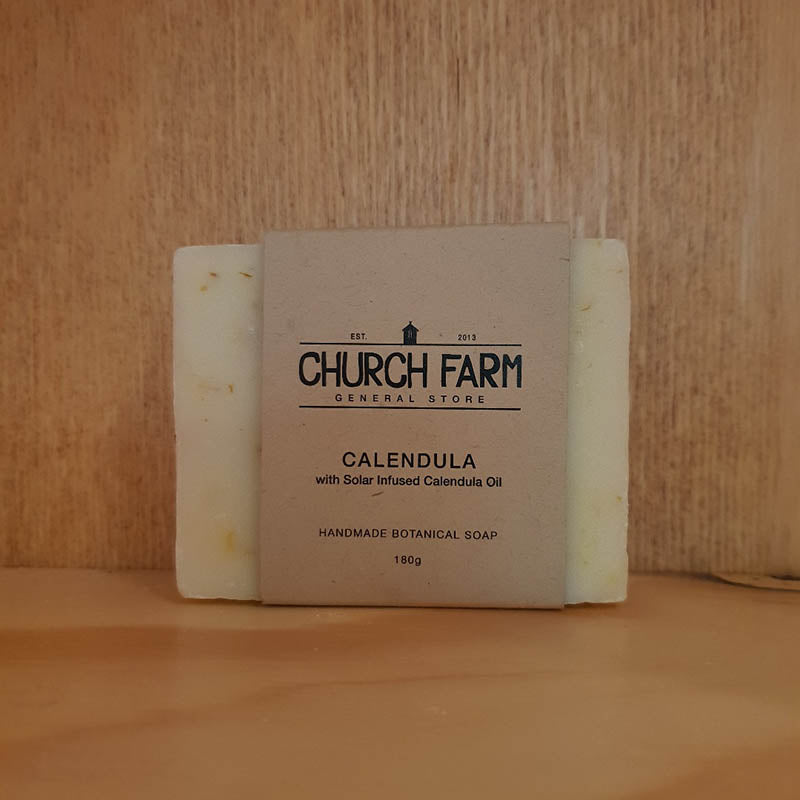 Church Farm Soap Calendula