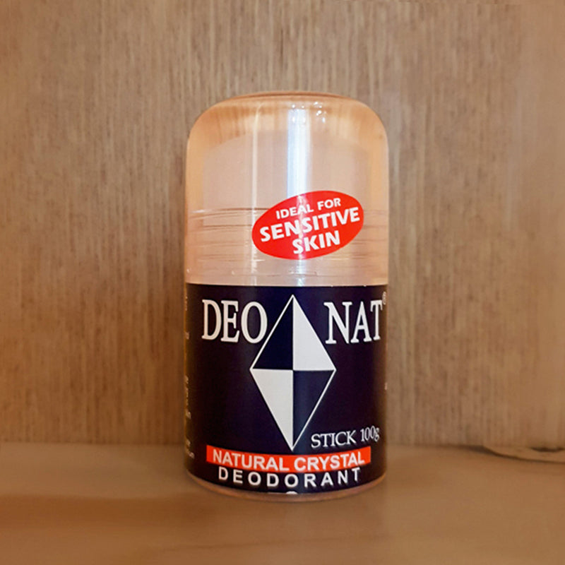 Deo Nat Crystal Stick Deodorant 100g