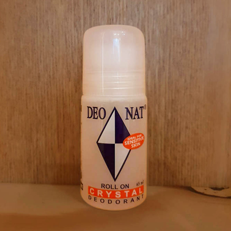 Deo Nat Roll On Crystal Deodorant
