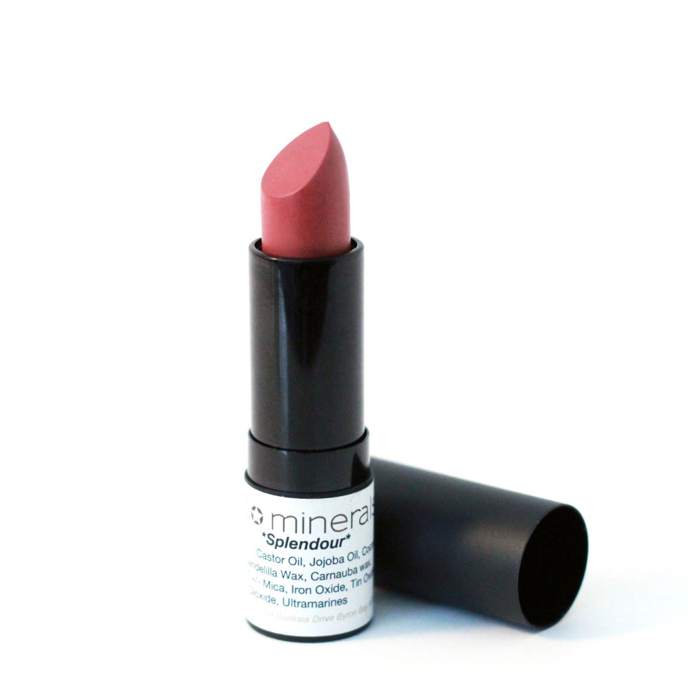 Ecominerals Eco Lipsticks Splendour