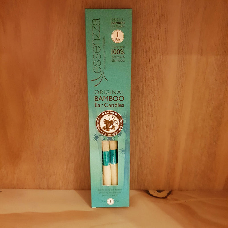 Essenzza Bamboo Ear Candle 1 Pair