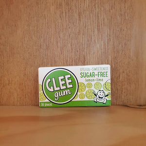Glee Gum Lemon Lime