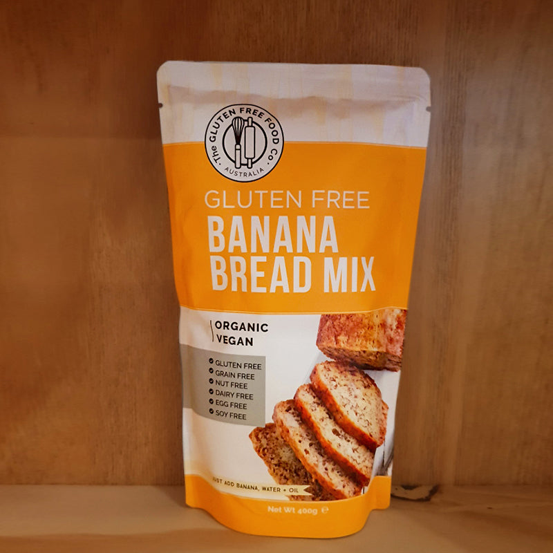 Gluten Free Food Co Banana Bread Mix 400g