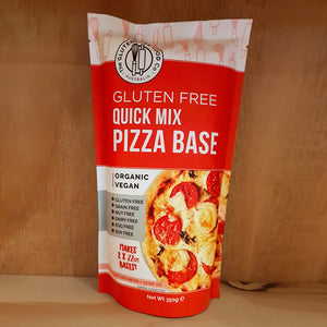 Gluten Free Food Co Quick Mix Pizza Base Mix 350g