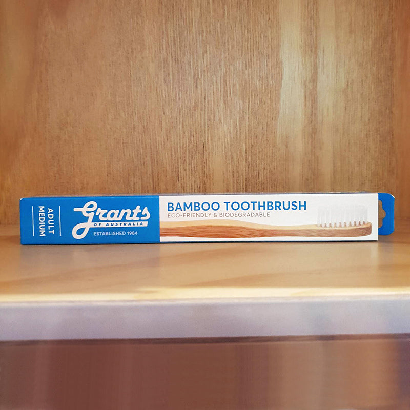 Grants Toothbrush Adult Medium