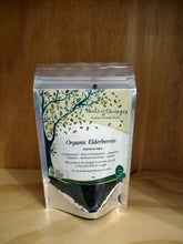 Load image into Gallery viewer, Healing Concepts Organic Elderberries Tea 50g