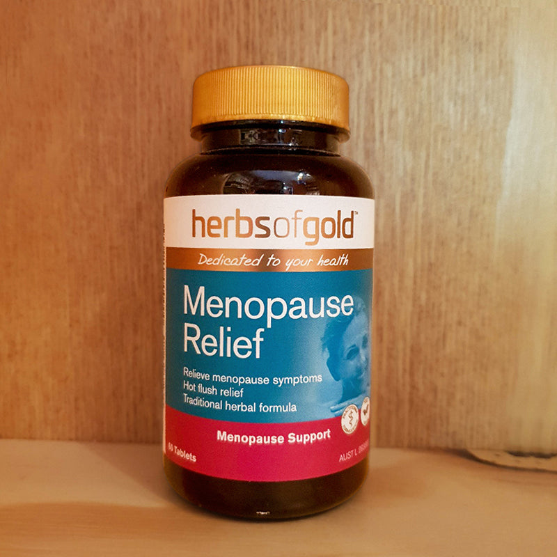 Herbs Of Gold Menopause Relief 60