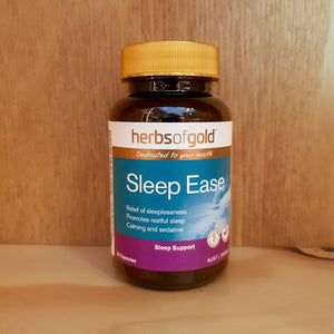 Herbs Of Gold Sleep Ease 30Caps
