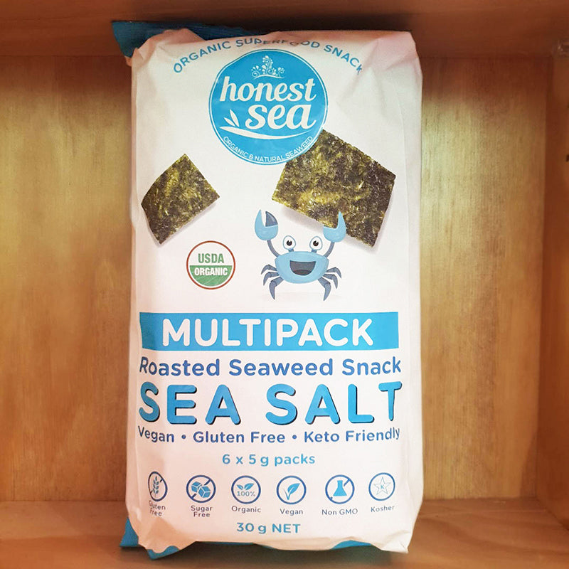 Honest Sea Multipack Sea Salt