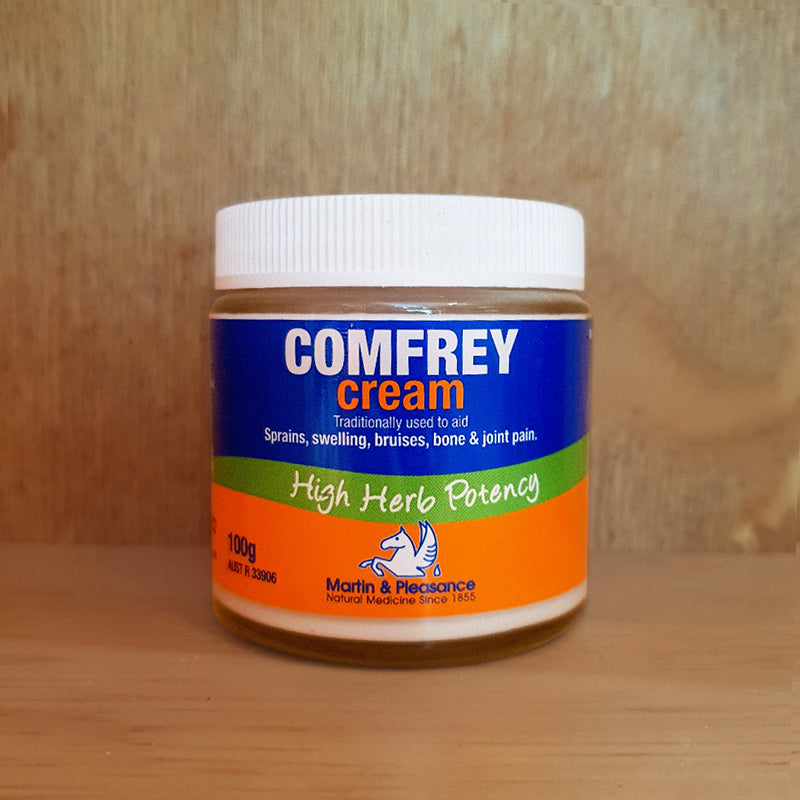 Martin & Pleasance Comfrey Cream 100g