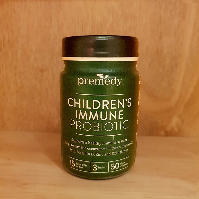Premedy	Children's Immune Probiotic 50g