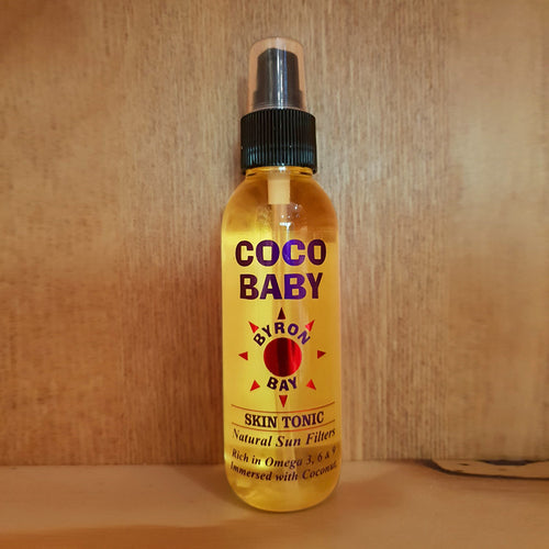 The Good Oil Byron Bay Coco Baby Skin Tonic 135ml