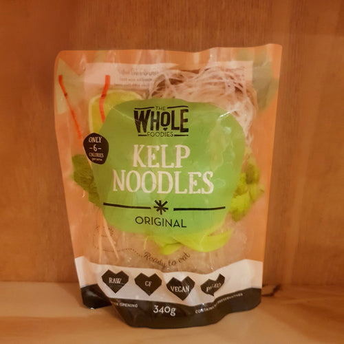 The Whole Foodies Kelp Noodle Original 340g