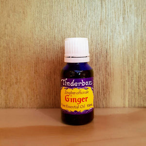 Tinderbox Ginger Essential Oil