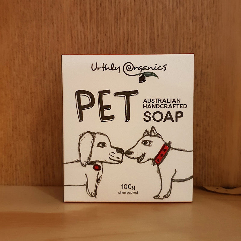 Urthly Organics Pet Soap Bar