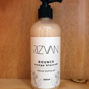 Rizvan Bounce Orange Blossom Natural Styling Gel 300ml