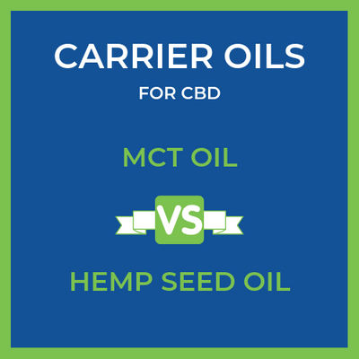 What is the Best CBD Carrier Oil for CBD Oil?
