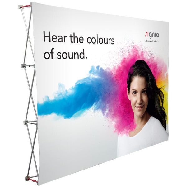 10' Fabric Pop Up Display - Replacement Print