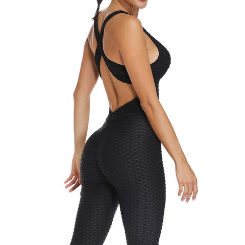 Active Running Jumpsuit