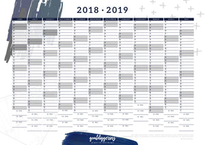 GDNZ 2018+2019 WALL PLANNER DIGITAL