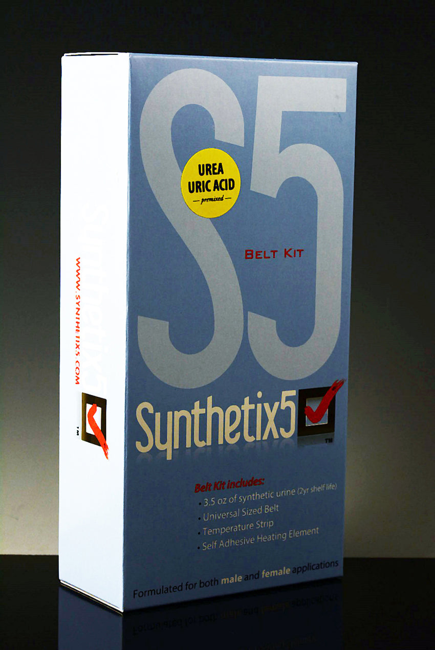Synthetix 5 Urine Belt Kit - DT115
