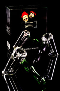 Cheech & Chong's Up in Smoke Glass Hammer Bubbler - B1184