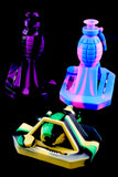 Grenade Silicone Nectar Collector Kit - B0956