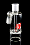 Male to Female Ash Catcher with Inline Honeycomb Disk Perc - BS553