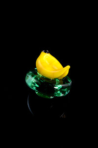 Glass Banana Carb Cap - BS621