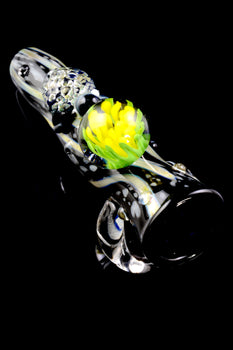 (US Made) Mertle the Turtle Chillum - C0254