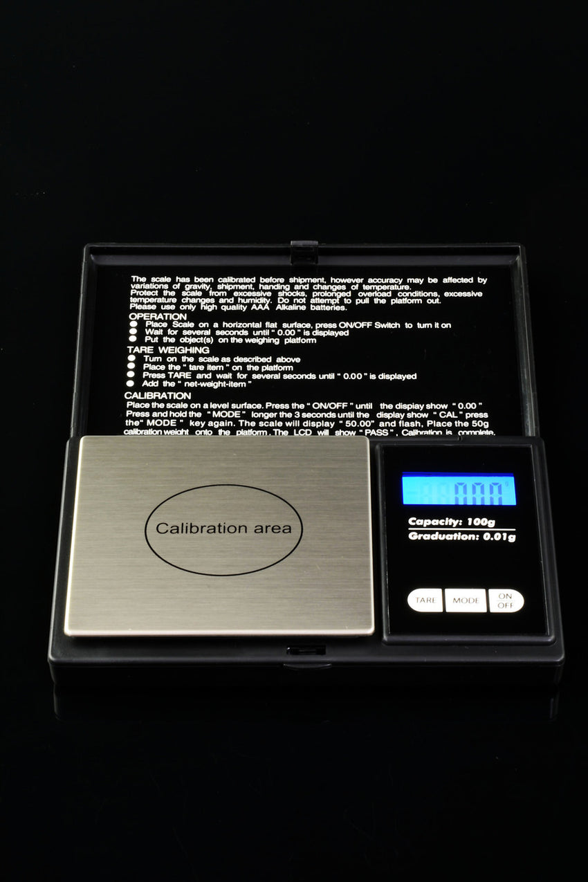 WeighMax Digital Folding Scale - DS120