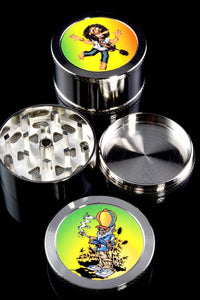 42mm 3 Pc Aluminum Decal Grinder - G0293