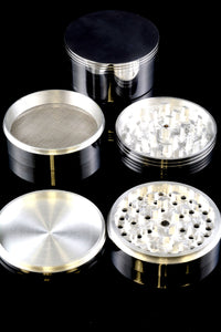 100mm 4 Part Aluminum Grinder - G198