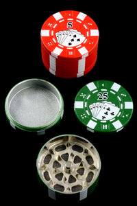 40mm 3 Part Poker Chip Grinder - G0239