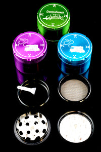 Cheech and Chong's Up in Smoke Aluminum 4 Part 50mm Grinder - G215