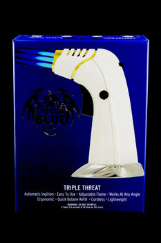 Special Blue Triple Threat Torch - L0181