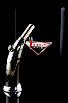 Victory Adjustable Flame Button Torch Lighter - L0184