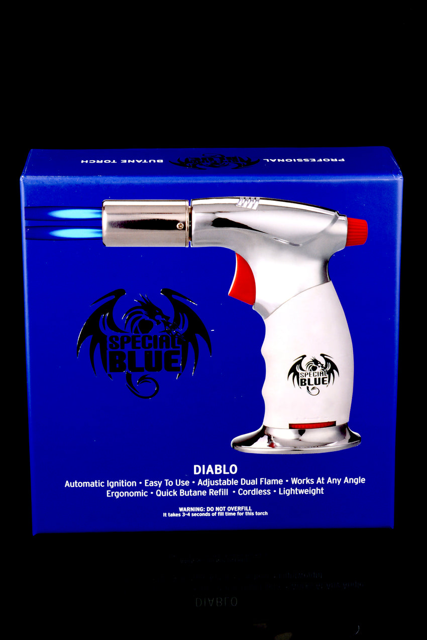 Special Blue Diablo Torch - L0189