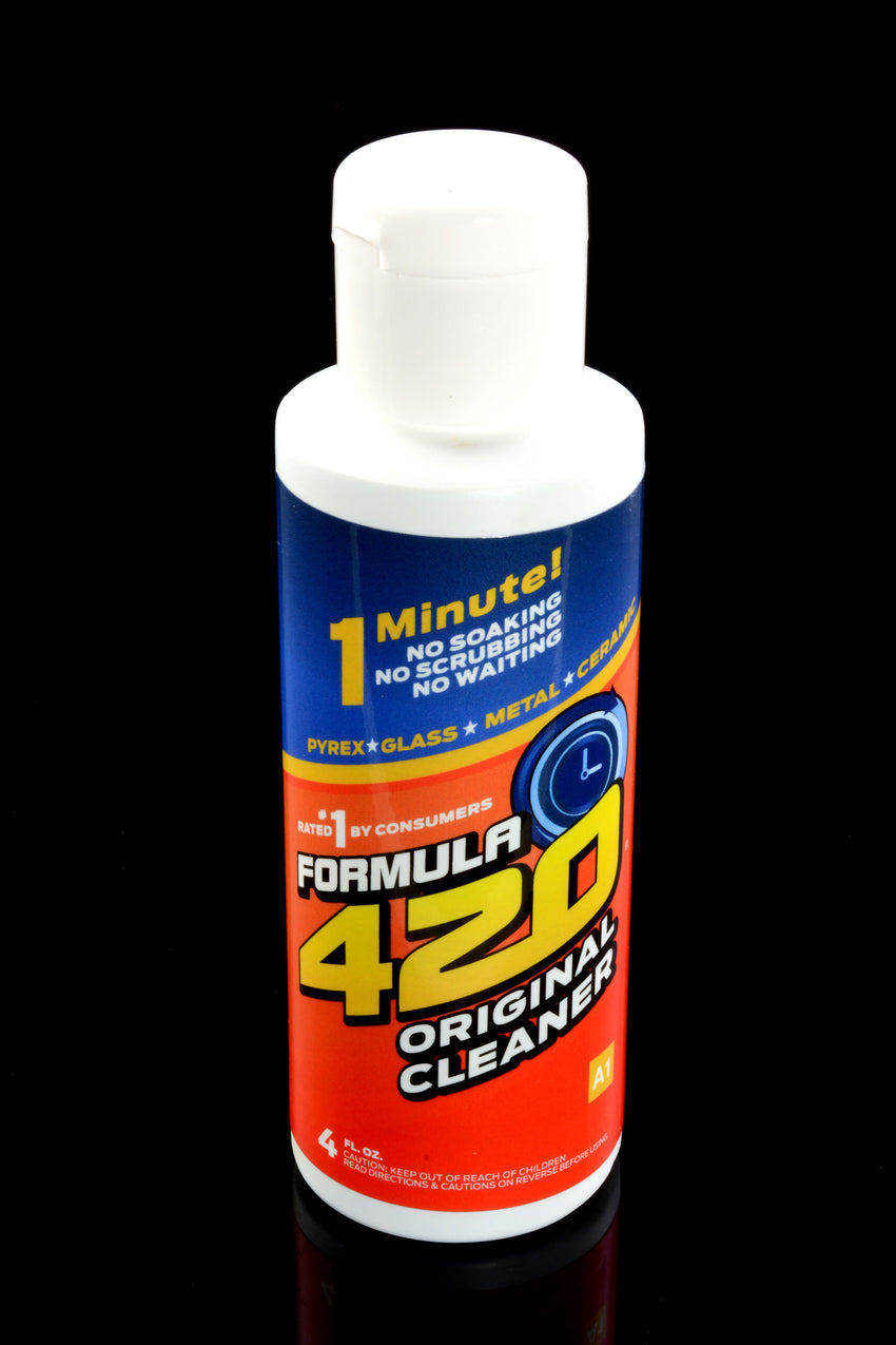 Formula 420 4oz. Glass Cleaner - M0307