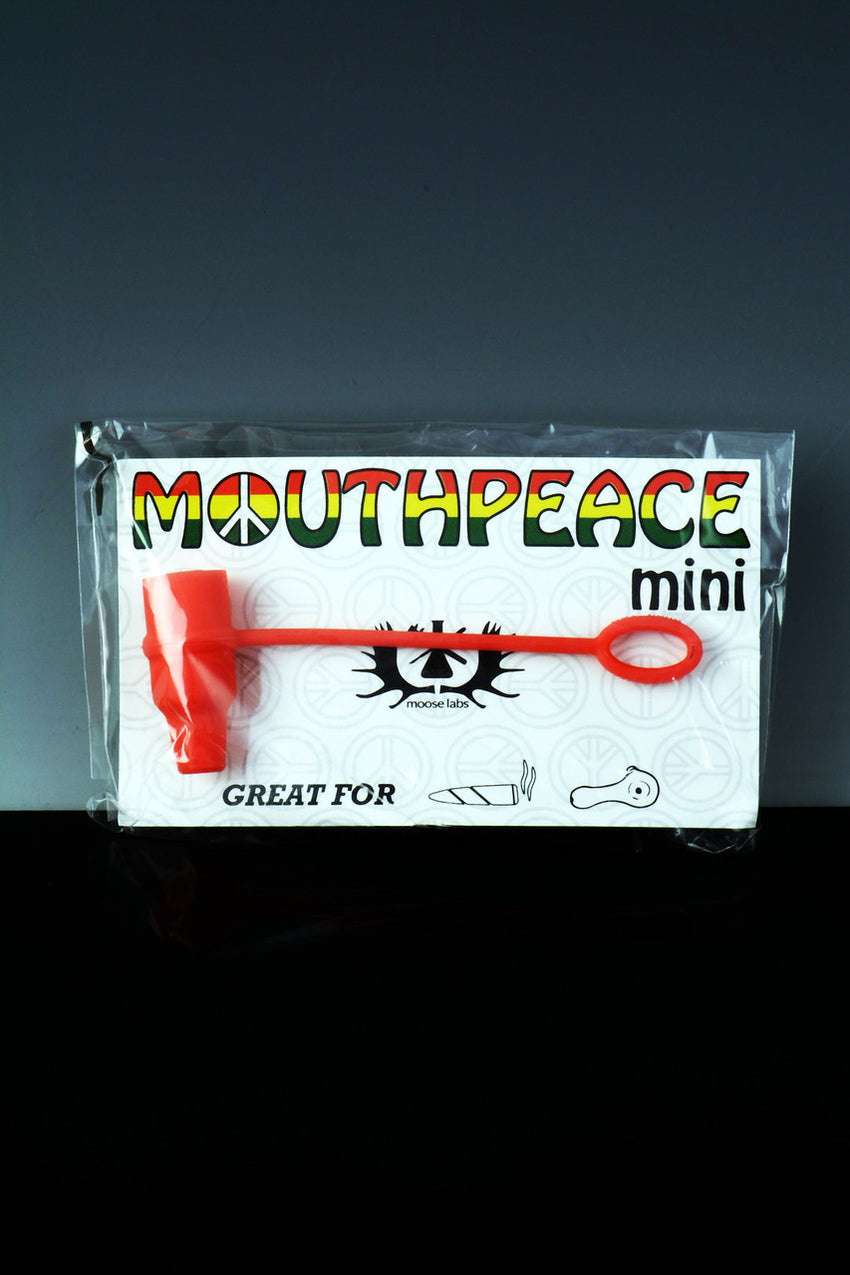 Mini Silicone Mouthpiece - M194