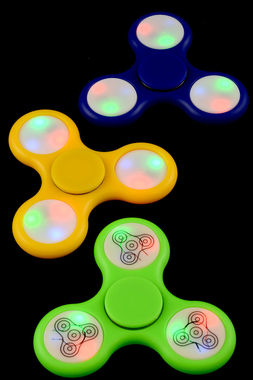LED Fidget Spinner - M215