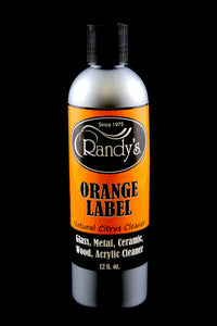 12oz Randy's Orange Label Cleaner - M0232