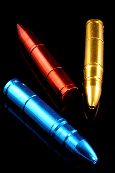 Colored Metal Bullet Pipe - MP182