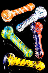 (Mix) Colorful Glass Pipe - P1403