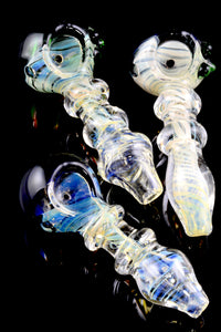 Color Changing Glass Pipe - P1733